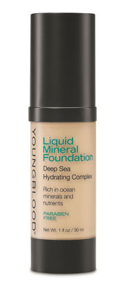 Picture of Liquid Mineral Foundation - Shell