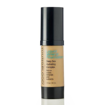 Picture of Liquid Mineral Foundation-Nutmeg (Caribbean)