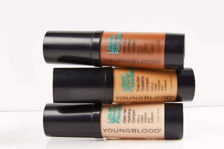 Picture for category Liquid Mineral Foundation