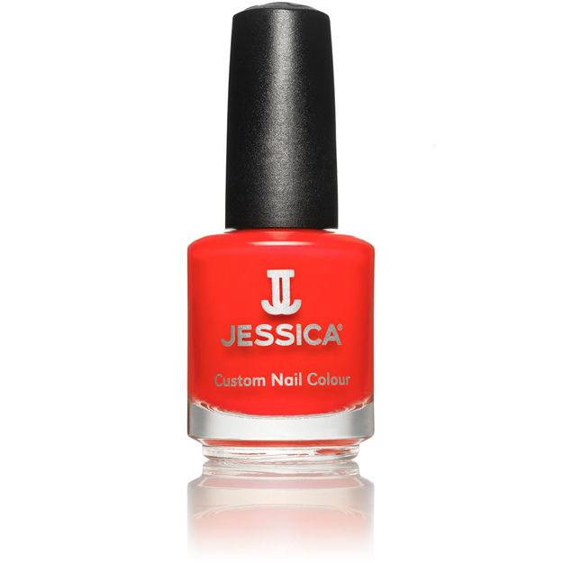 Picture of Jessica Nail Colour - 225 Confident Coral