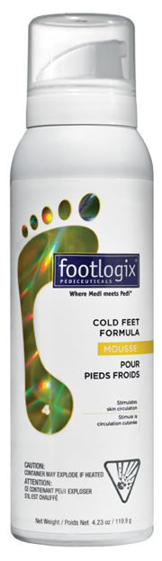 Picture of Footlogix Cold Feet Formula