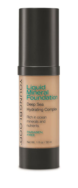 Picture of Liquid Mineral Foundation - Golden Tan