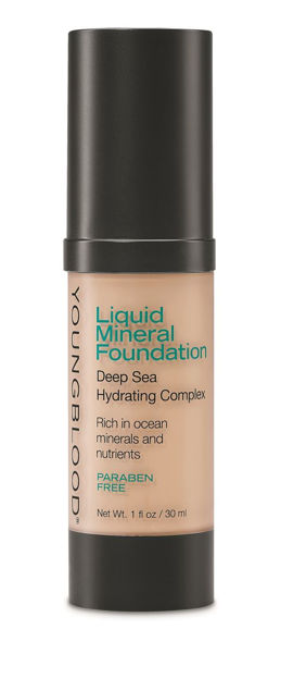 Picture of Liquid Mineral Foundation - Pebble