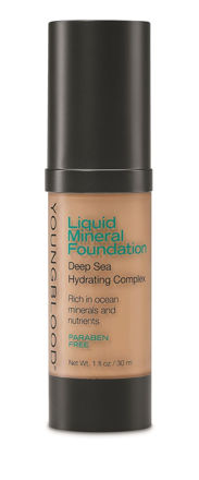Picture of Liquid Mineral Foundation - Tahitian Sun