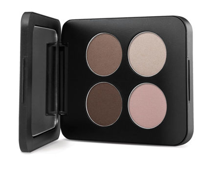 Picture of Pressed Eyeshadow Quad- Shanghai Night