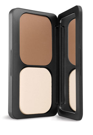 Picture of Pressed Mineral Foundation - Coffee