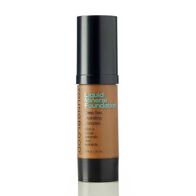 Picture of Liquid mineral Foundation - Espresso