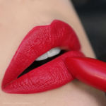 Picture of Intimatte Mineral Matte Lipstick- sinful