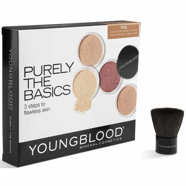 Picture of Purely The Basics - Tan
