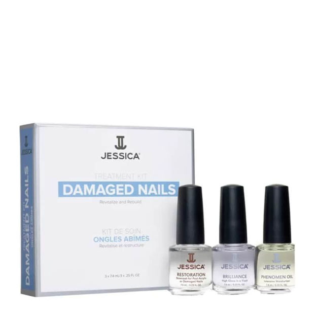 Picture of Jessica - Damaged Nails Treatment Kit